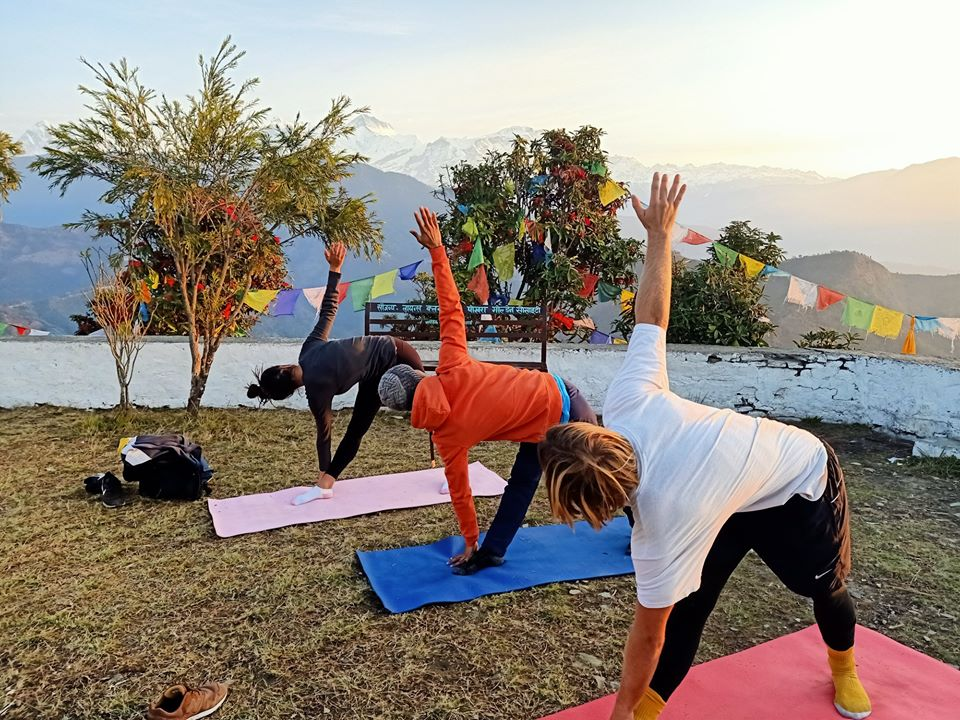 Vinyasa Yoga nepal and Vinyasa Yoga Teacher Training Nepal